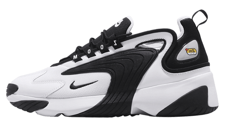 Nike Zoom 2K White Black | Where To Buy