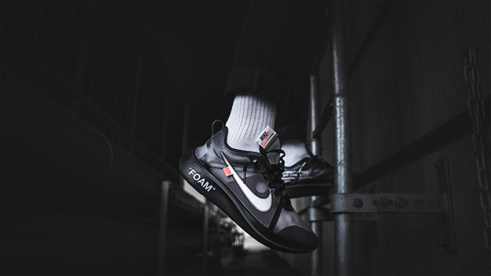 Off-White Nike Zoom Fly