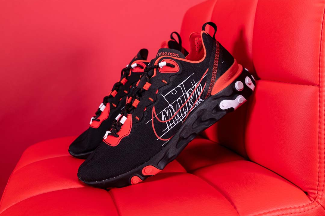 The Nike React Element 55 'COS