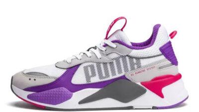 PUMA RS-X Bold Grey Purple 372715-04