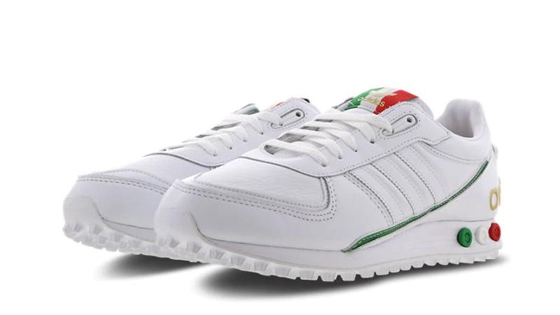 Aprovechar Diploma Pickering  adidas LA Trainer 2 White Multi - Where To Buy - FU6949 | The Sole ...