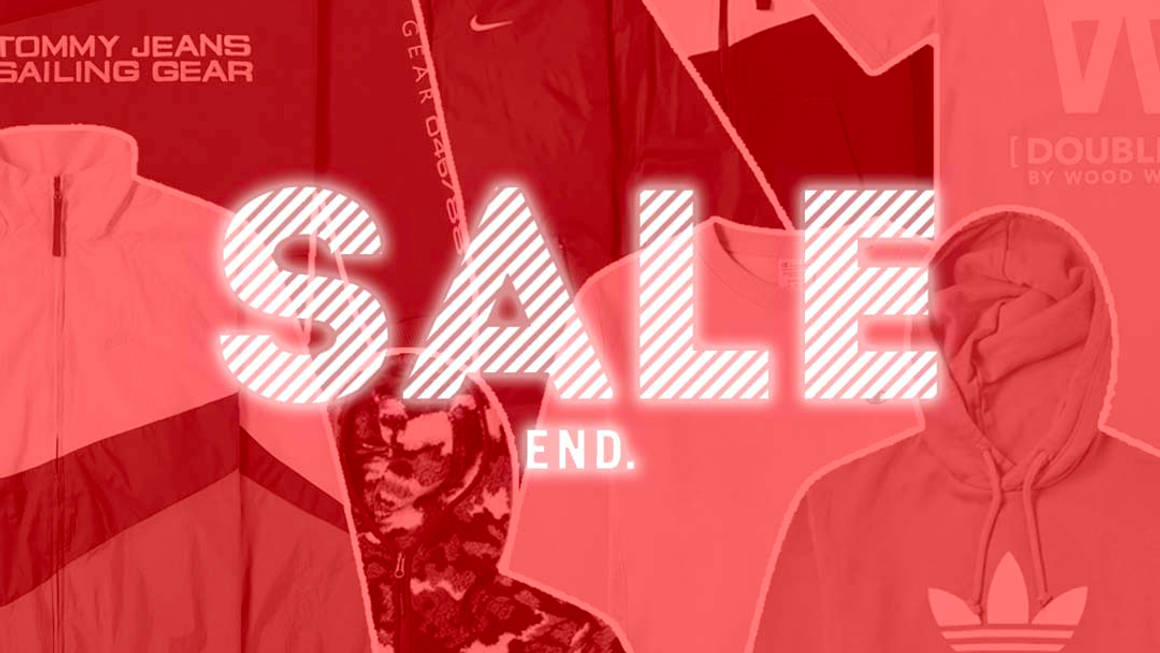 Take An EXTRA 20% OFF These Wardrobe Essentials At END. Clothing
