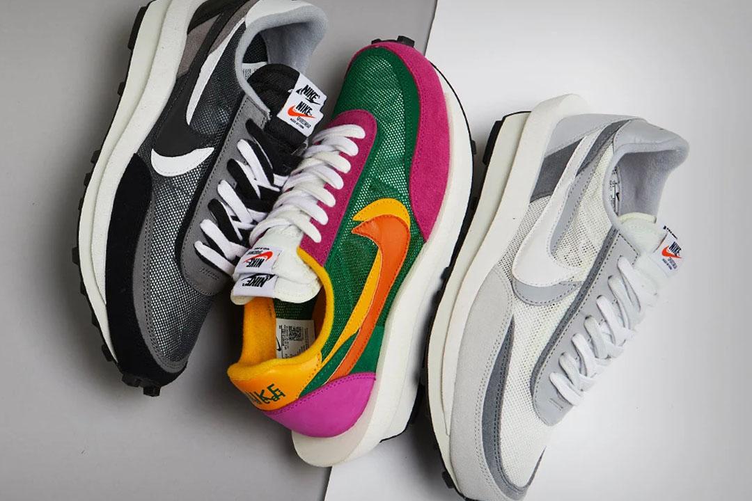 sacai x Nike LDWaffle Collection