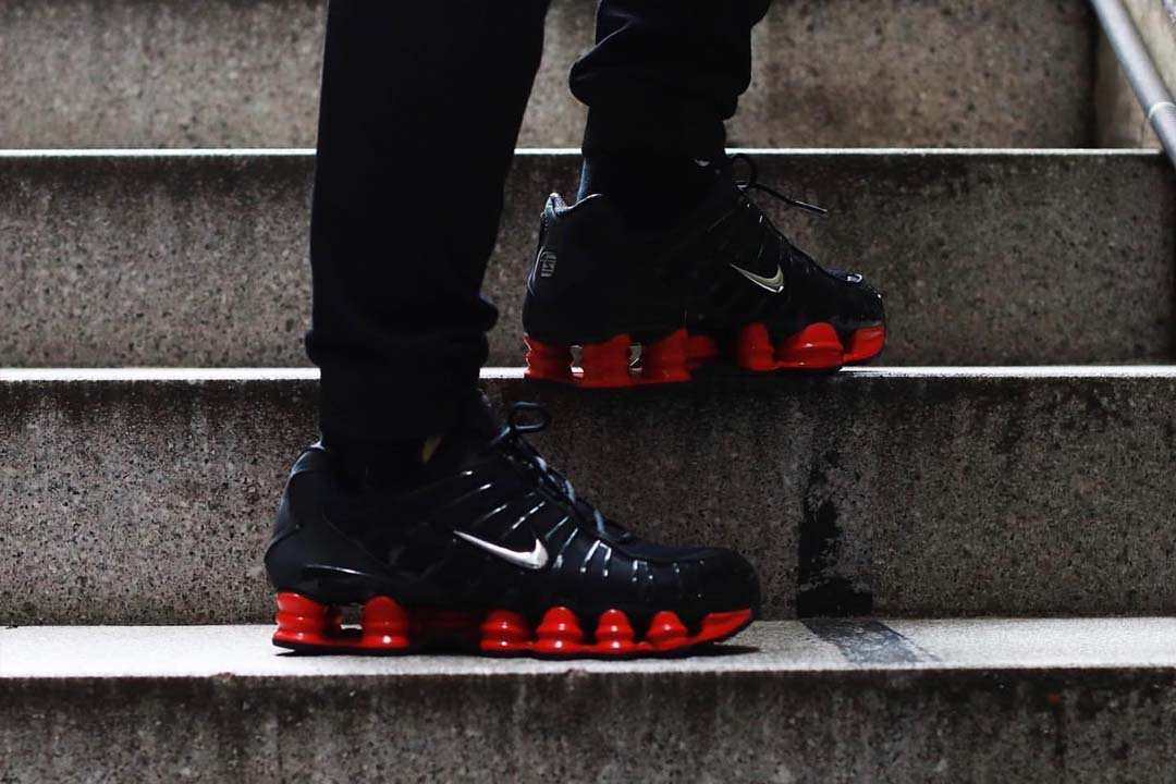 Your Best Look Yet At The Skepta x Nike Shox TL