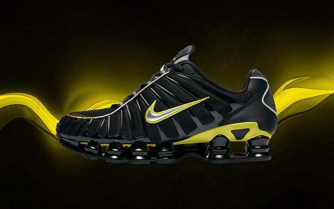 The Nike Shox TL 'Dynamic Yellow' Is As Striking As It Gets