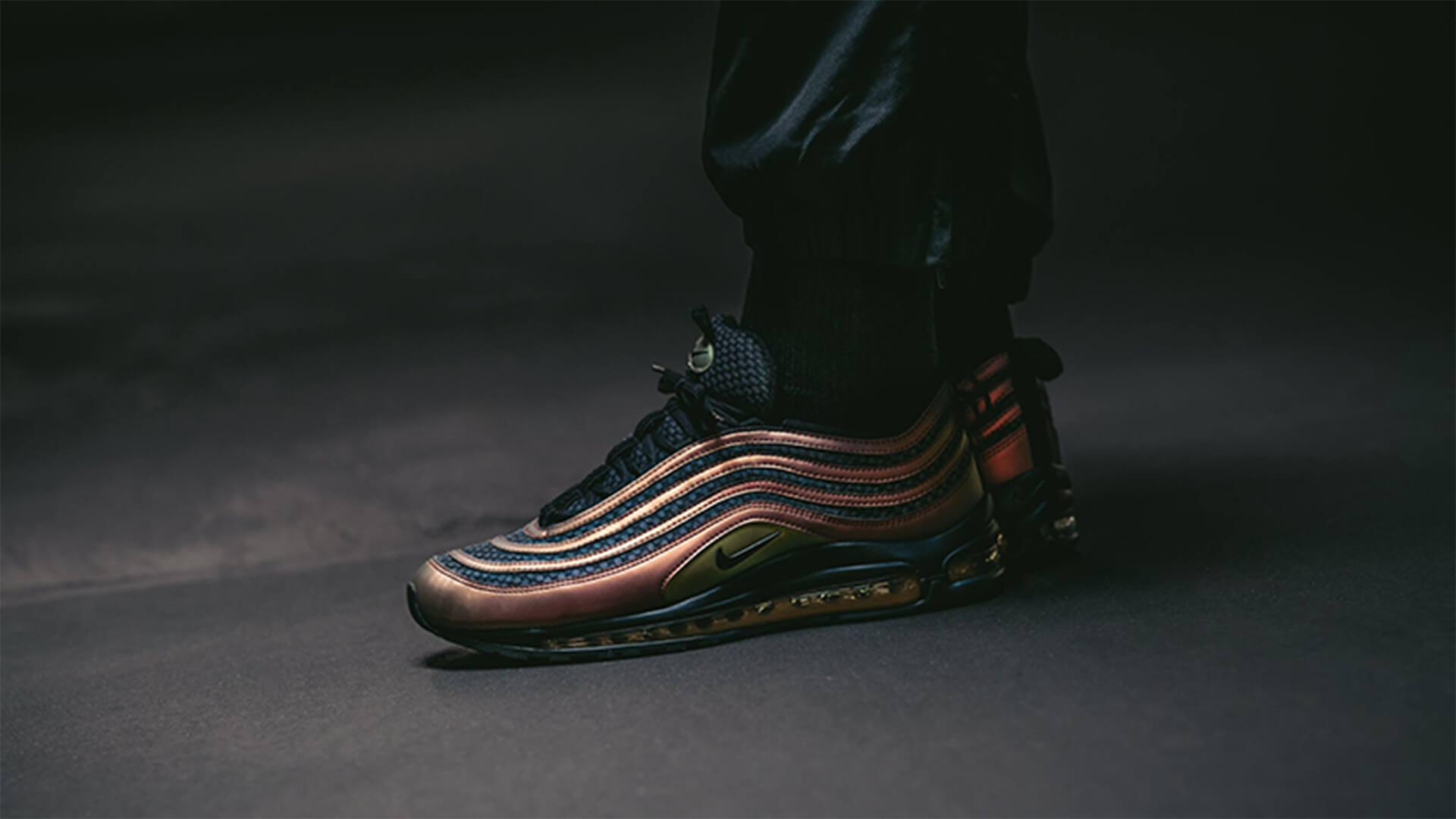 Skepta on His New Nike Air Max 97 Sk Nike News