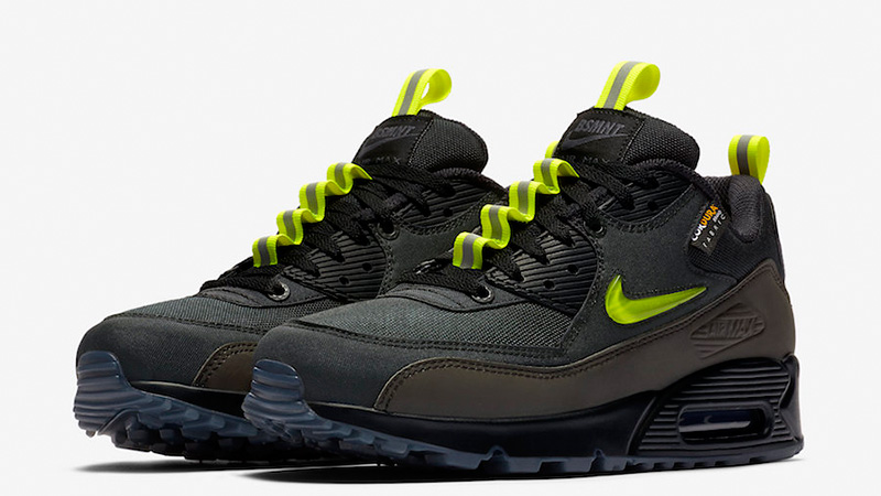 The Basement x Nike Air Max 90 City Manchester