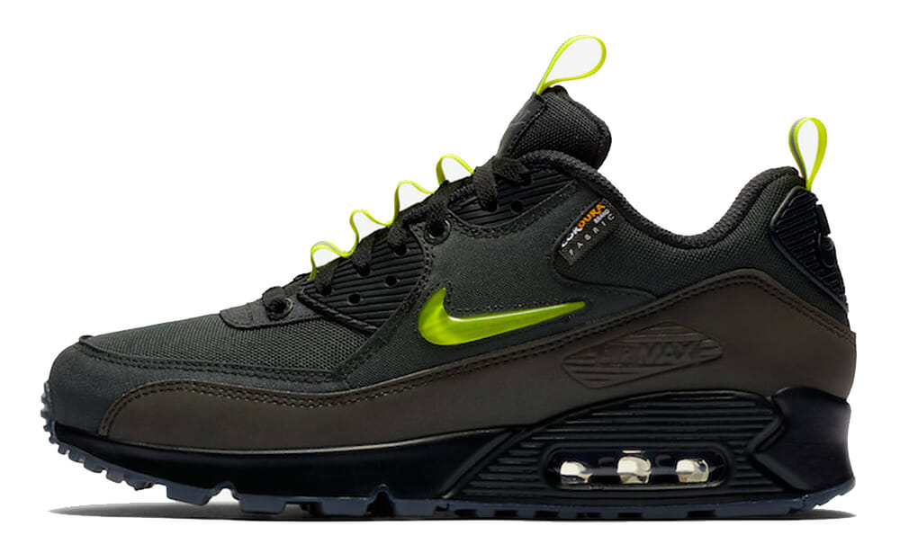 The Basement x Nike Air Max 90 City Manchester CU5967-001