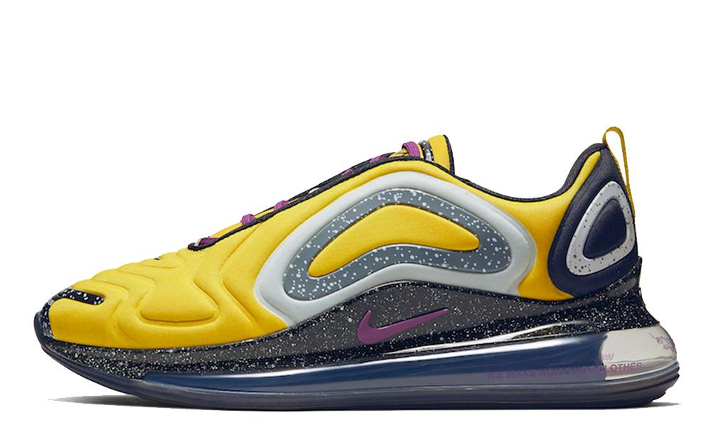 UNDERCOVER x Nike Air Max 720 Yellow CN2408-001