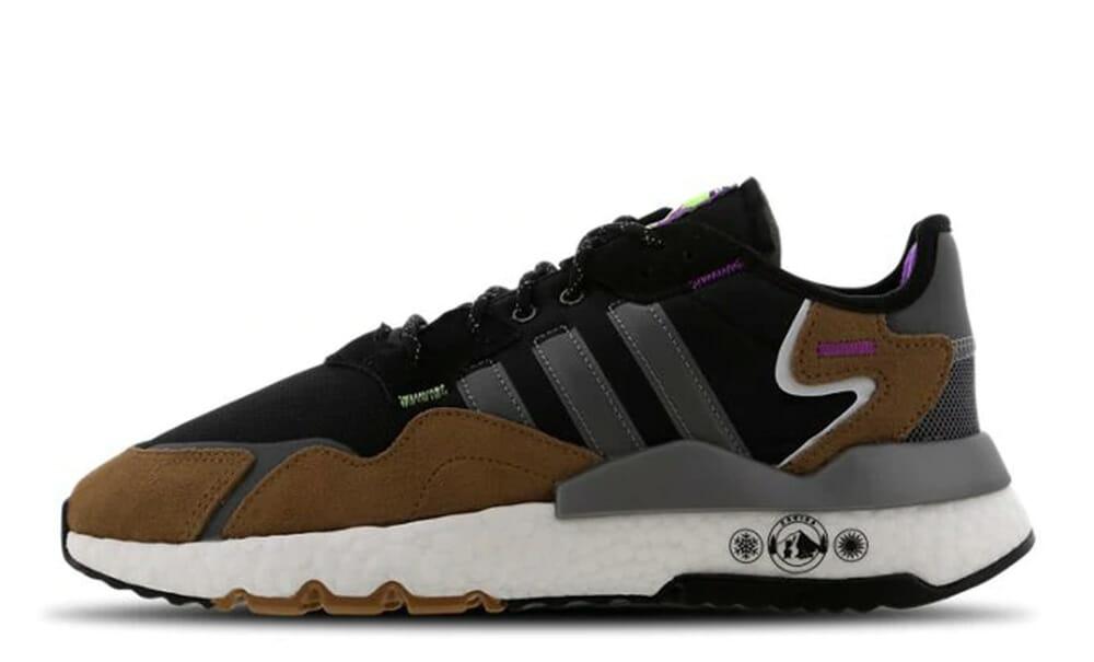 adidas Nite Jogger Black Desert FU7420