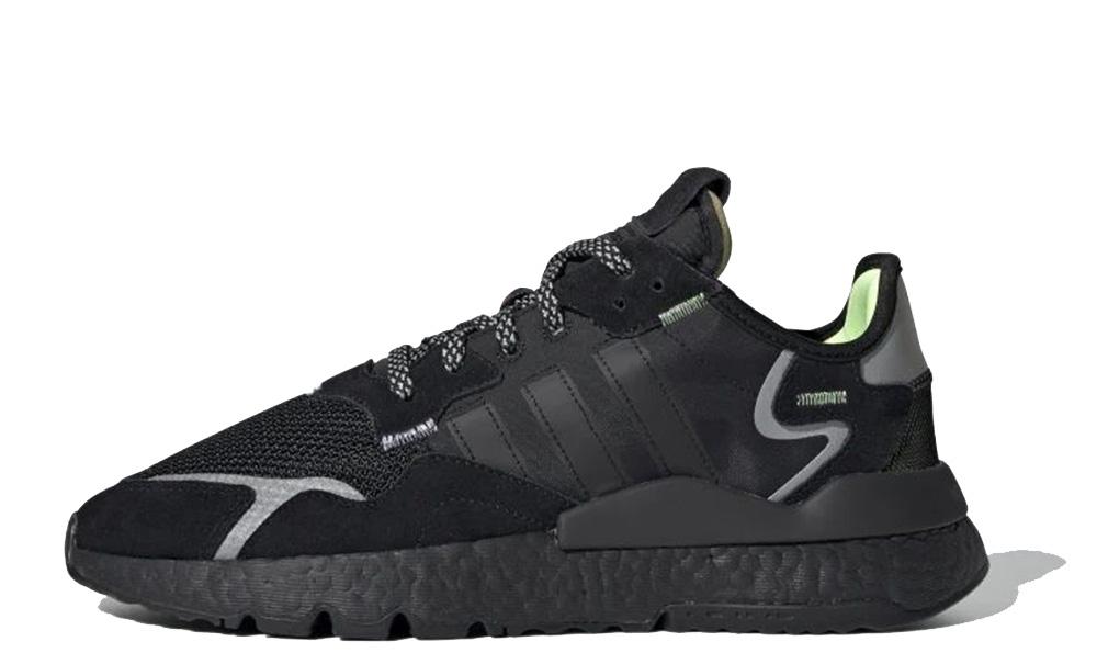 adidas Nite Jogger Black EE5884