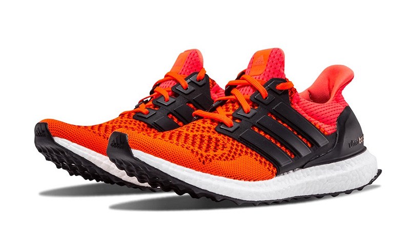 adidas Ultra Boost 1 Solar Red FU6648 front