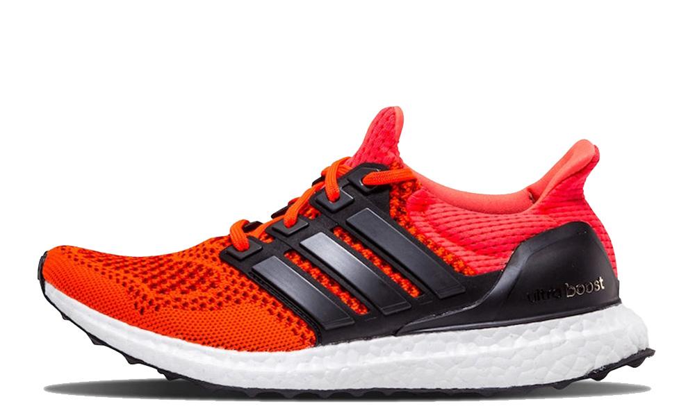 adidas Ultra Boost 1 Solar Red FU6648