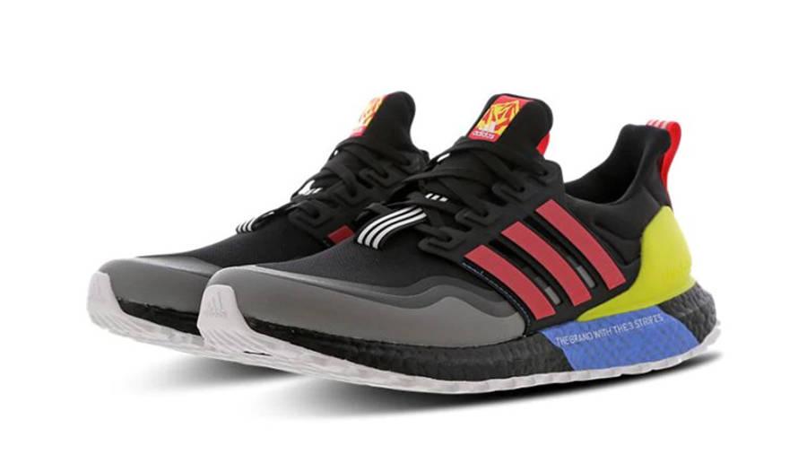adidas Ultra Boost OG Black Yellow