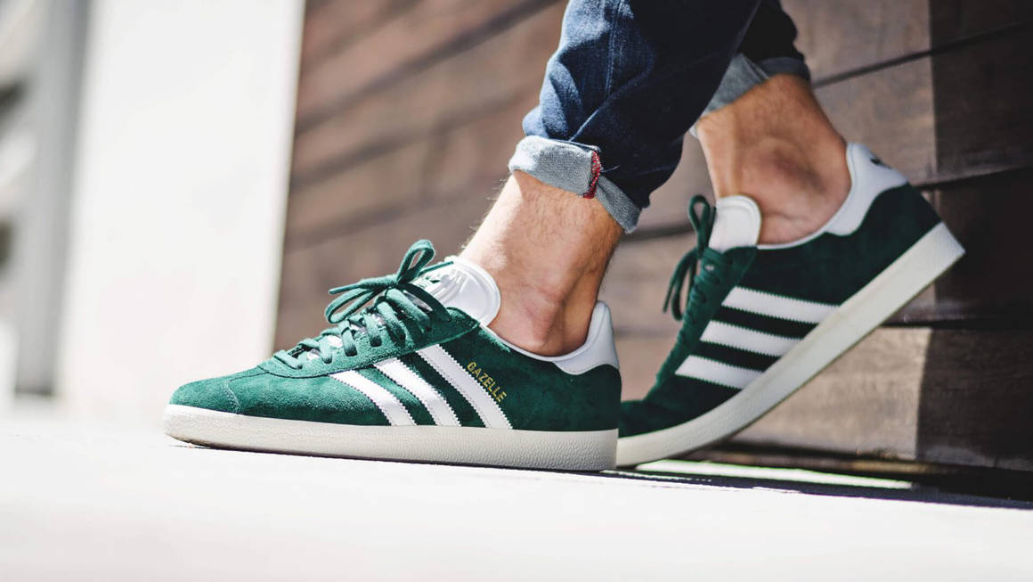 Latest adidas Gazelle Trainers & Shoes Releases | The Sole Supplier