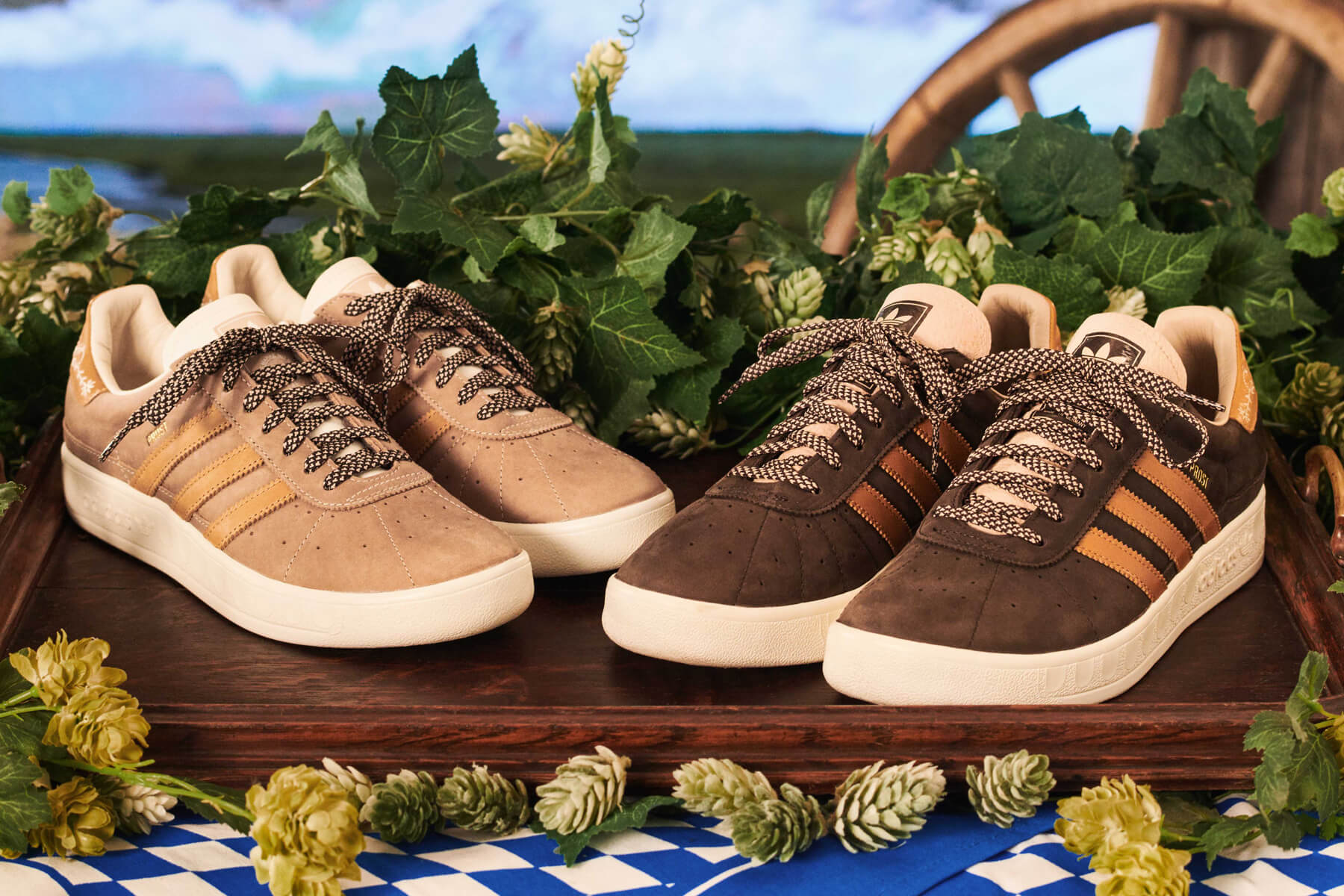 The adidas Originals' 'Oktoberfest' Pack Is Beer Proof | The