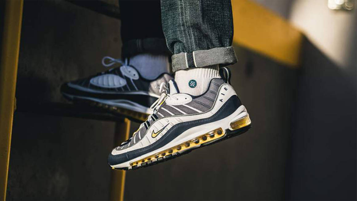 Latest Nike Air Max 98 Trainer Releases