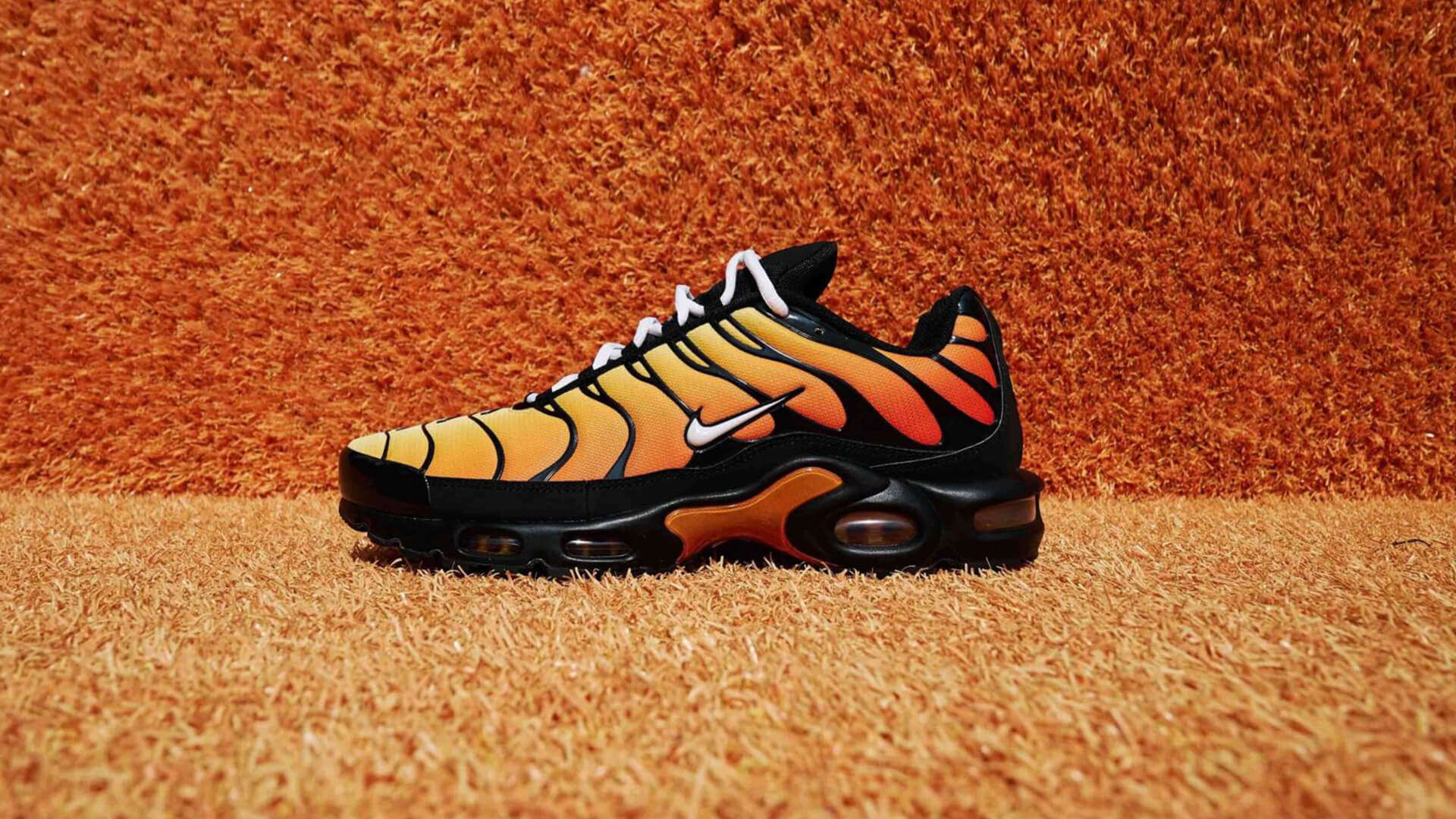 Where to buy Nike Air Max Plus TN Black, Gold, Red
