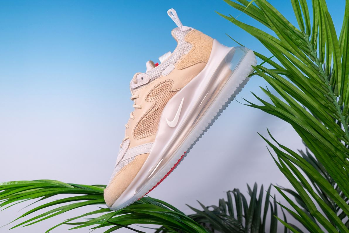 Early Unboxing: The Nike Air Max 720 OBJ Desert Ore Launches