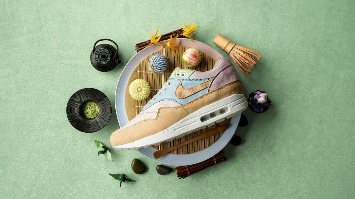Nike Air Max 1 Wagashi