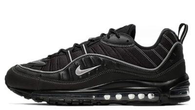 Nike Air Max 98 Black Oil Grey   640744-013