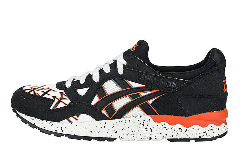 ASICS Gel-Lyte 5 Cream Black 1193A157-100.