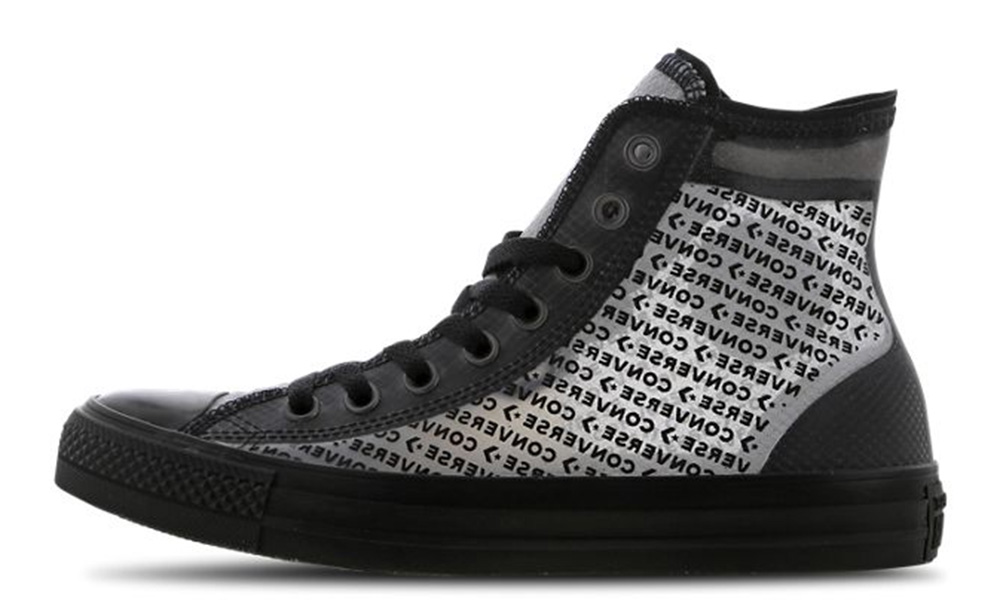 Converse Chuck Taylor All Star Translucent High Black 165668C