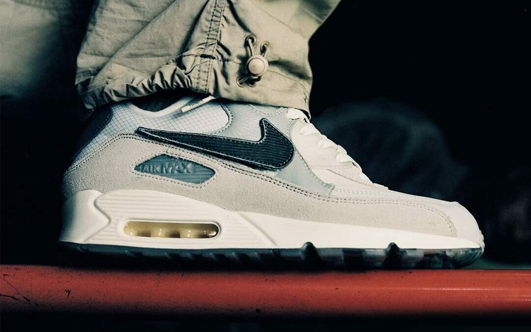 The Basement x Nike Air Max 90 'London' Is Releasing This Weekend