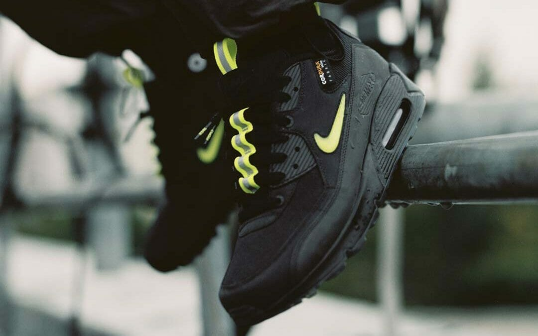 The Basement x Nike Air Max 90 'Manchester' Is Launching