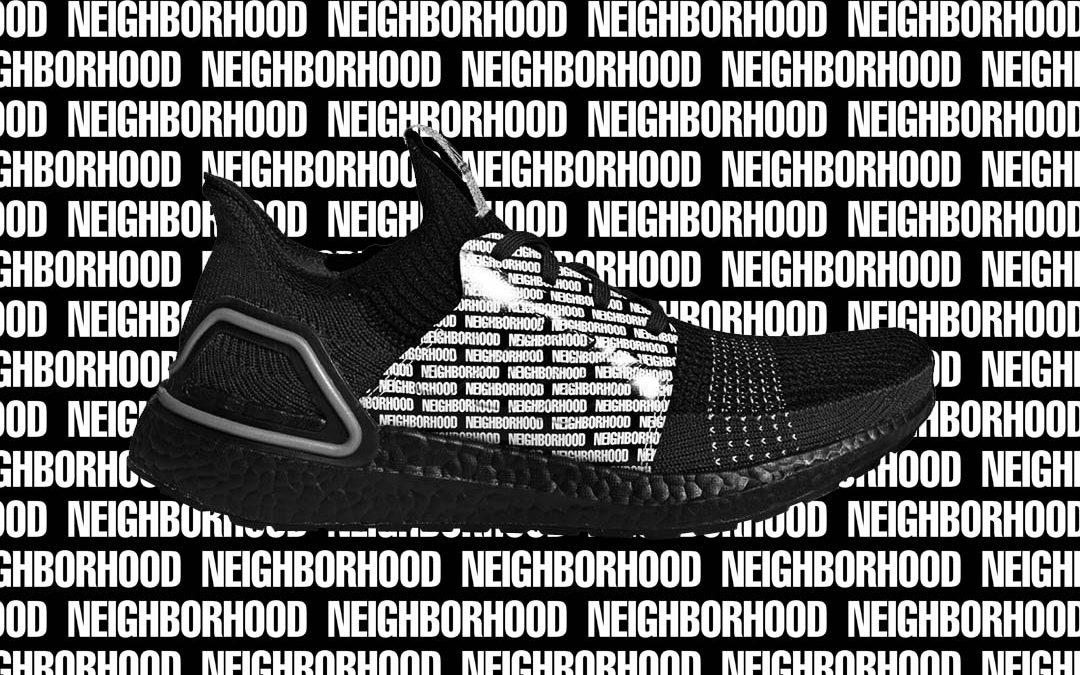 NEIGHBORHOOD x adidas Ultra Boost 19