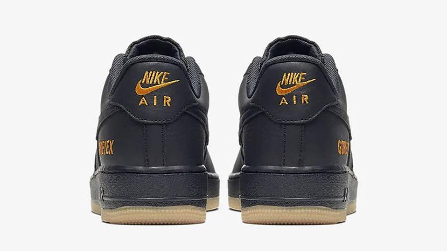 Nike Air Force 1 Low WTR Gore-Tex Black CK2630-001 back