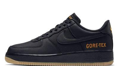 Nike Air Force 1 Low WTR Gore-Tex Black CK2630-001