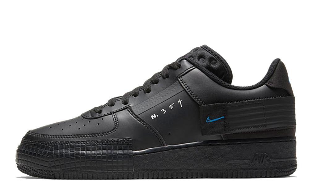 Nike Air Force 1 Type Black AT7859-001