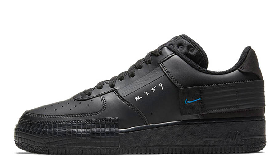 Nike Air Force 1 Type Black / Photo