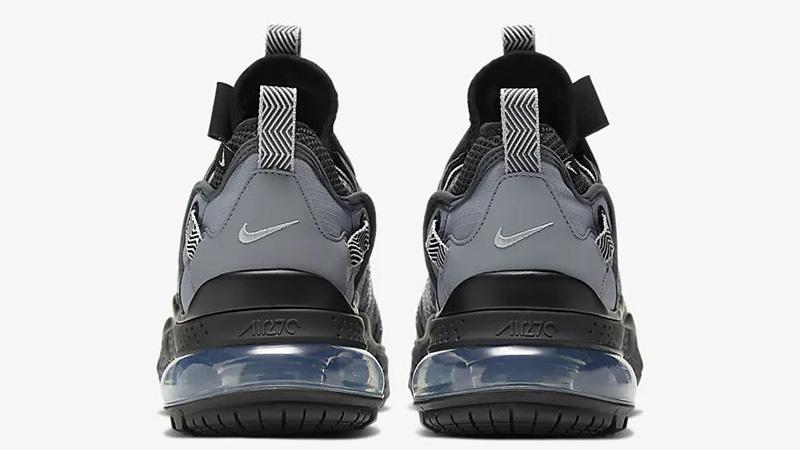 Nike Air Max 270 Bowfin Grey Silver AJ7200-008 back