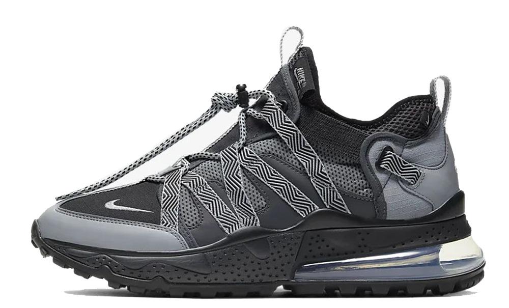 Nike Air Max 270 Bowfin Grey Silver AJ7200-008