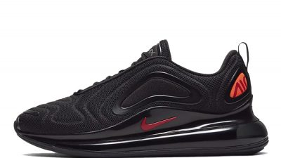 Nike Air Max 720 By You Black CT2204-002