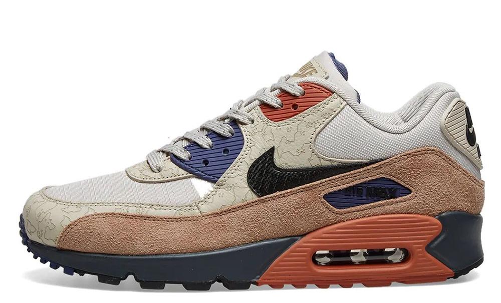 Nike Air Max 90 NRG 'Desert Sand