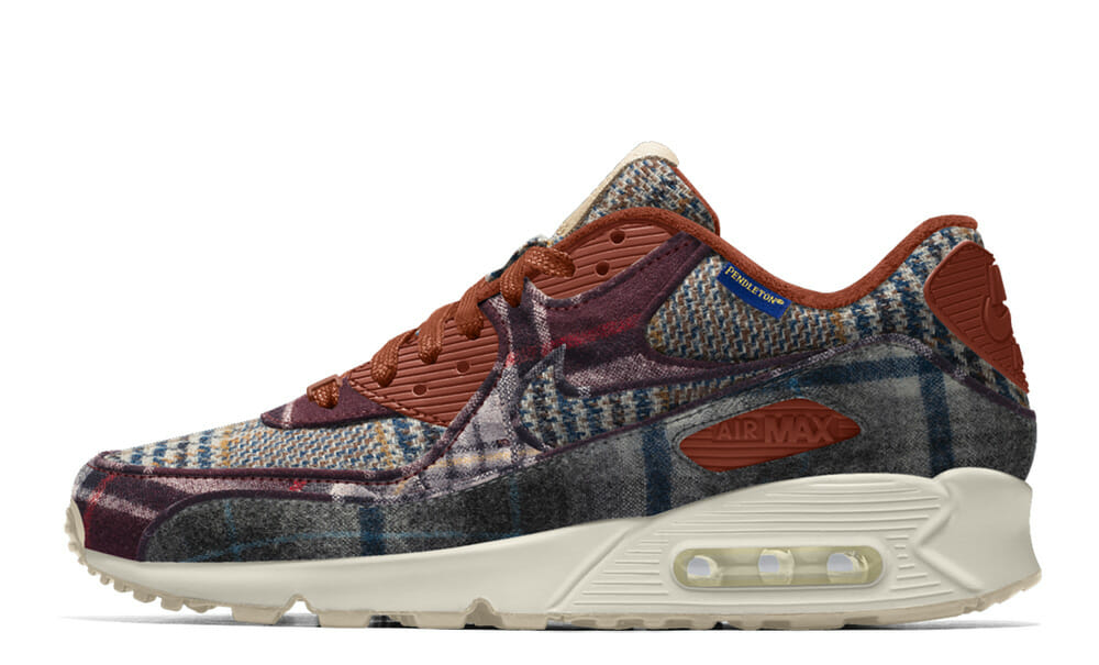 Nike Air Max 90 Pendleton By You