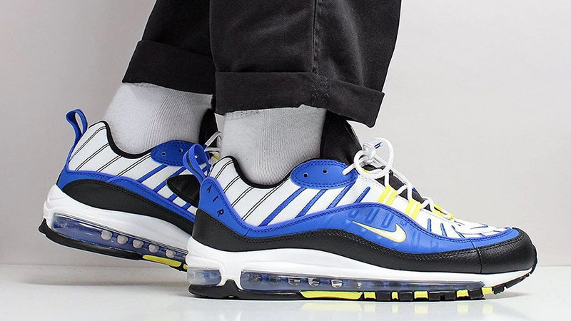 Nike Air Max 98 Entourage Where To Buy 640744 400 The Sole