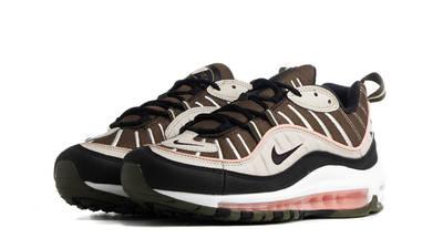 Nike Air Max 98 Khaki Sand AH6799-301 front