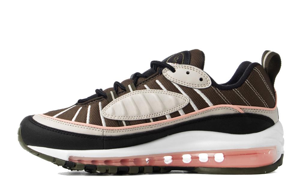 Nike Air Max 98 Khaki Sand AH6799-301
