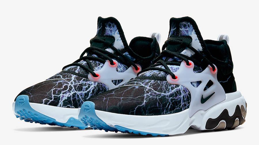 Nike Air React Presto Lightning Black
