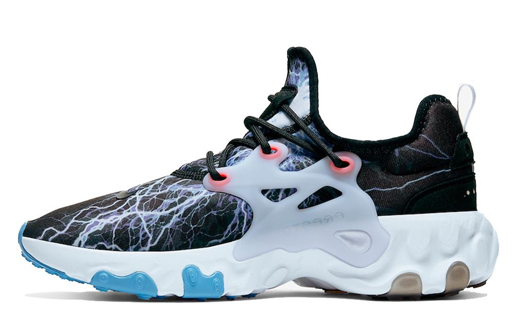 Nike Air React Presto Lightning Black AV2605-006