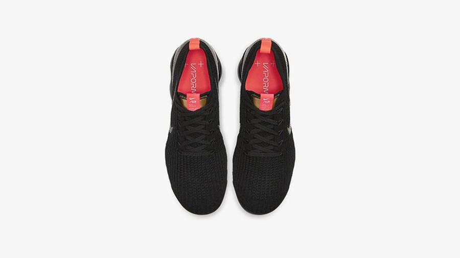Nike Air VaporMax Flyknit 3 Black Igloo AJ6900-023 middle