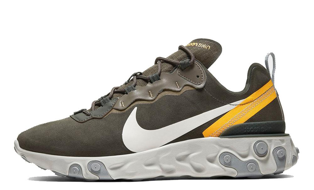 Nike React Element 55 Sequoia CQ6366-300