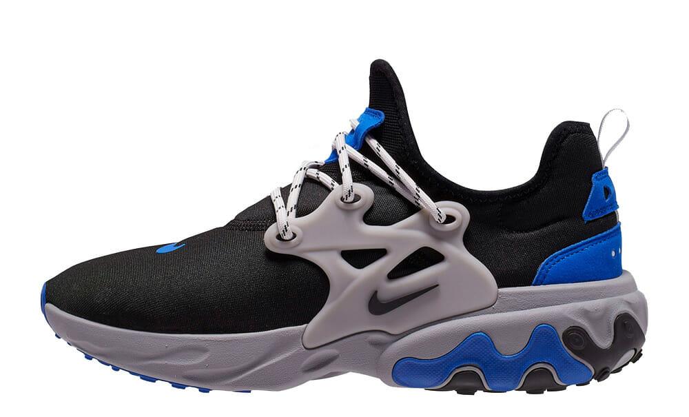 Nike React Presto Black Blue AV2605-005