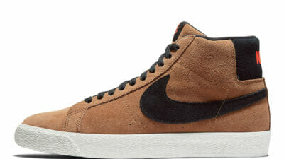 Nike SB Blazer Mid Light British Tan 864349-202
