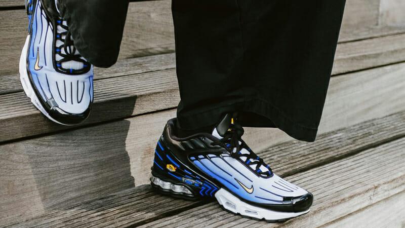 Nike Tn Air Max Plus 3 Blue Black Where To Buy Cj9684 001