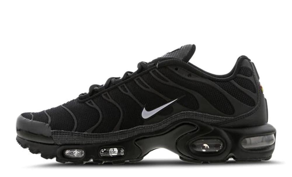 Nike TN Air Max Plus Black CT2542-002